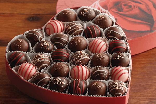 バレンタイン チョコ レシピ