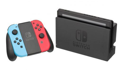 Nintendo Switch  2017年年間ダウンロードランキング 海外編