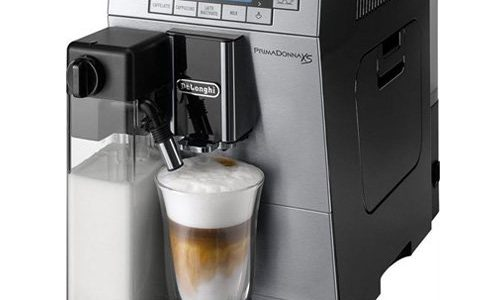 デロンギ全自動コーヒーマシン「プリマドンナXS ETAM36365MB」