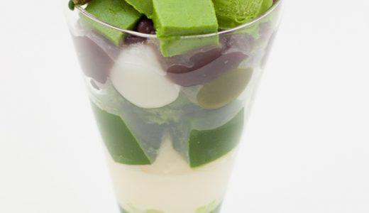 都路里の期間限定抹茶パフェが立川伊勢丹で食べられる【2020年最新版】